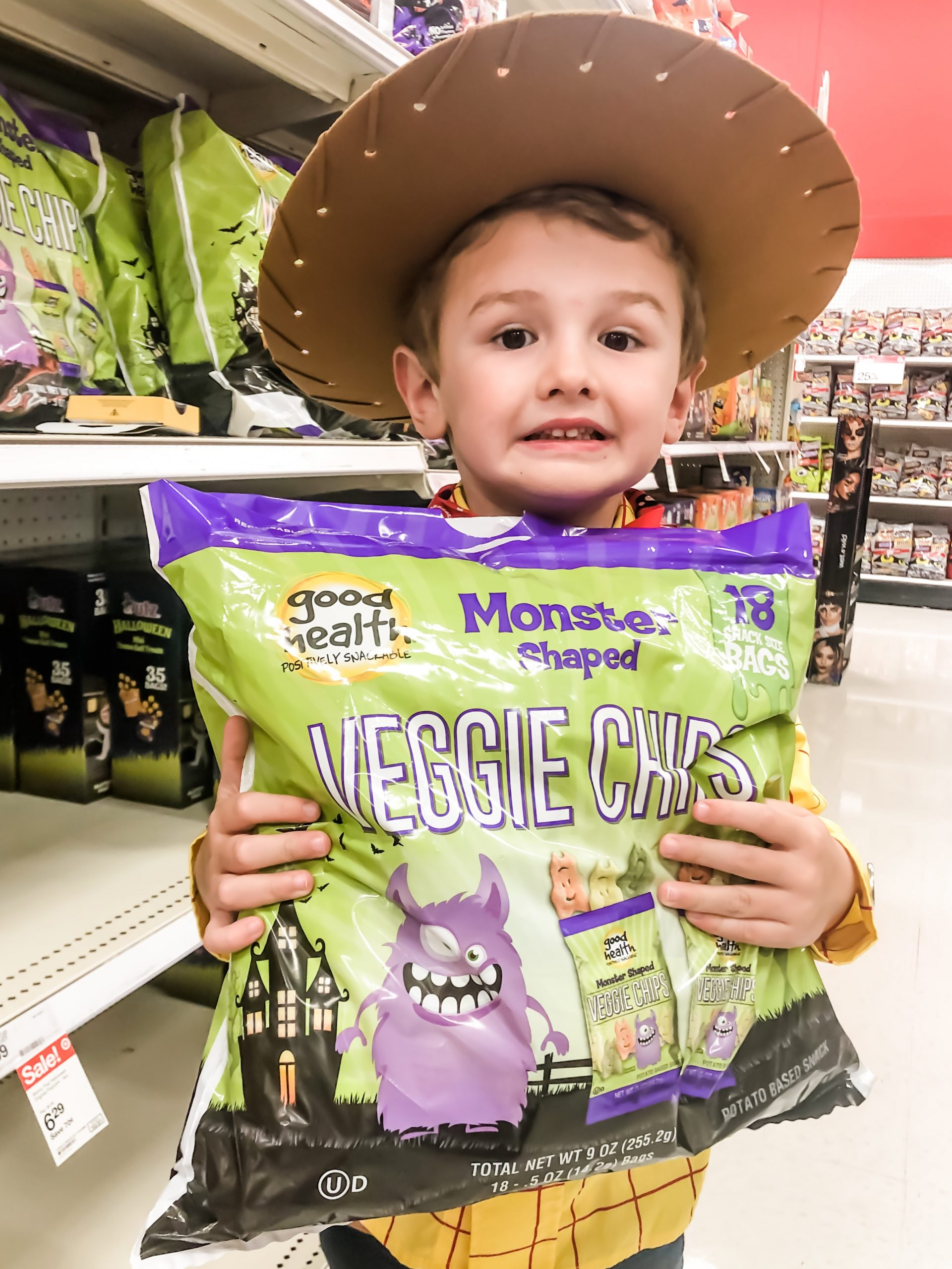 target halloween allergy-friendly candy