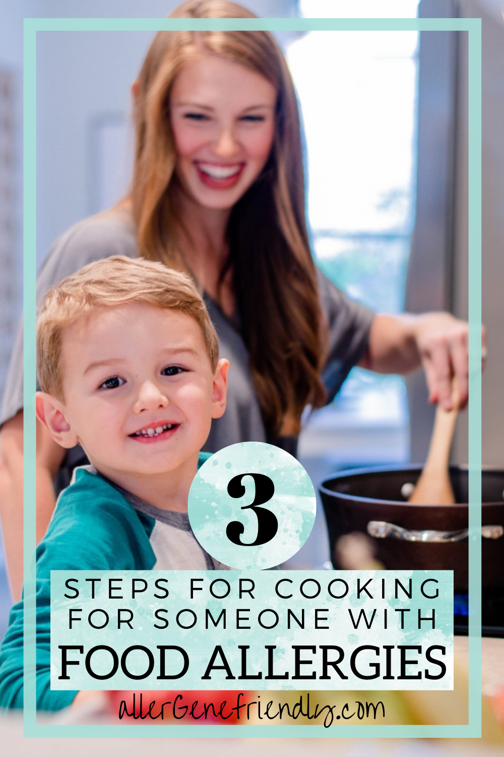 how to cook for someone with food allergies