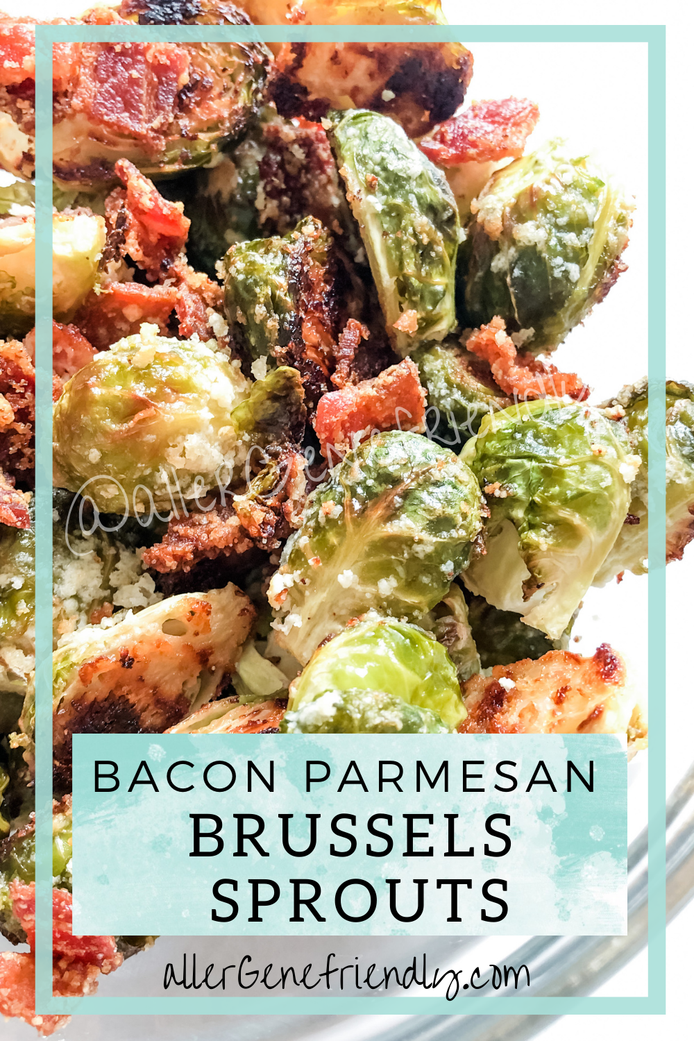 allergy friendly easy healthy sheet pan Brussels sprouts