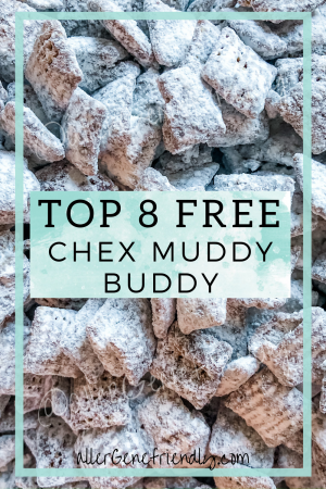 allergy friendly top 8 free Chex muddy buddy puppy chow